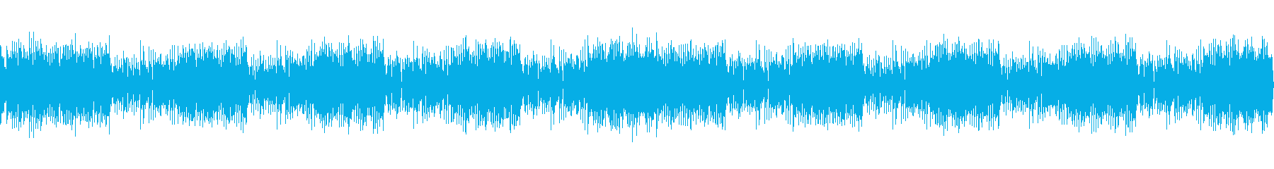 ロックテイストホーンセクションファンクの再生済みの波形
