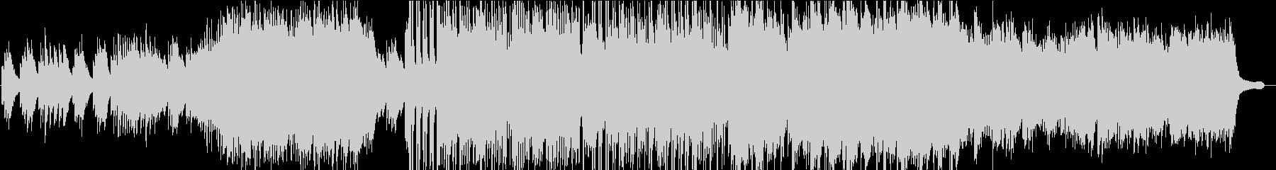 バイオリン生演奏/和風/モダン/荘厳の未再生の波形