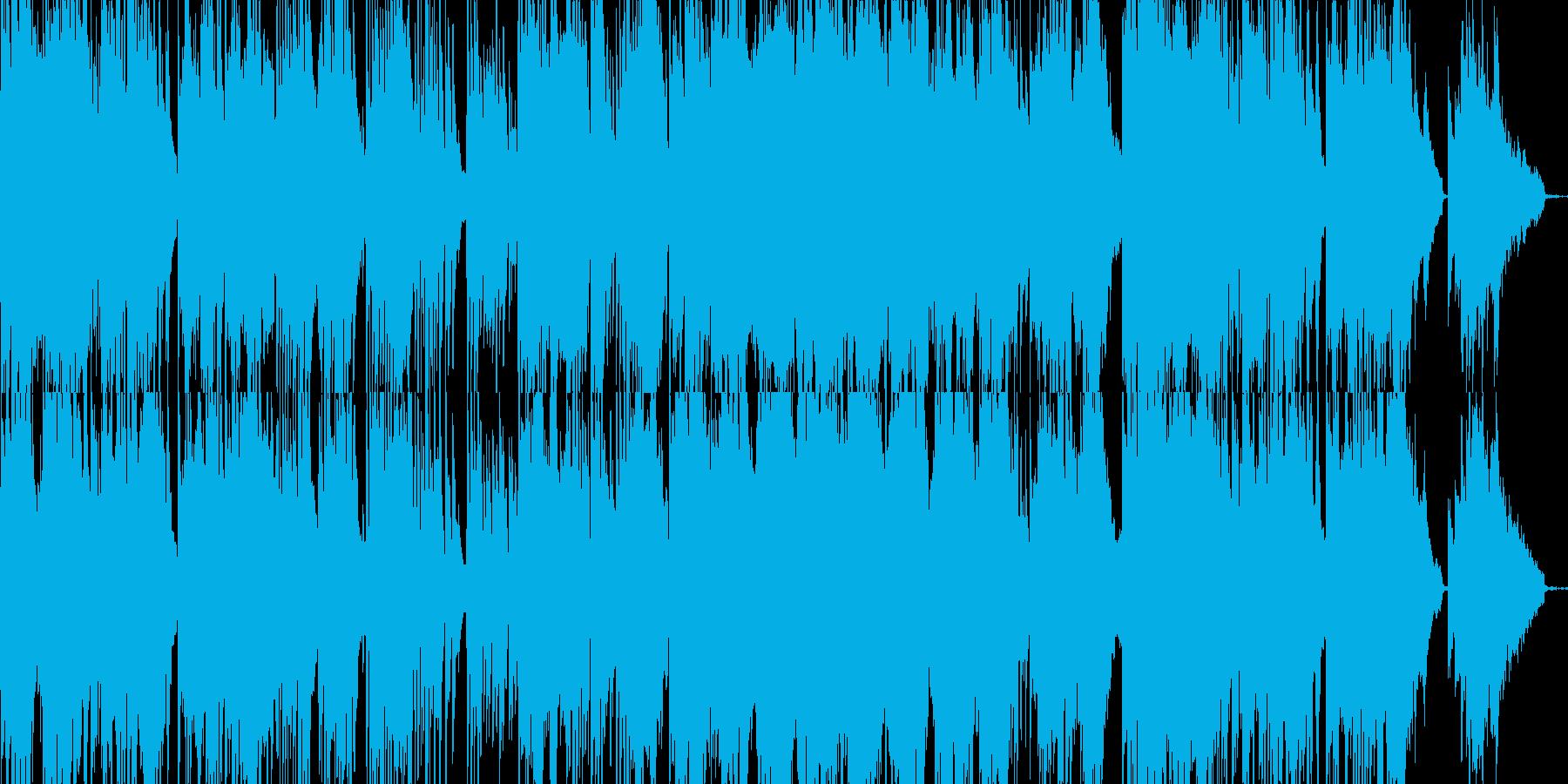 回想シーン等にも最適、情感溢れるピアノの再生済みの波形
