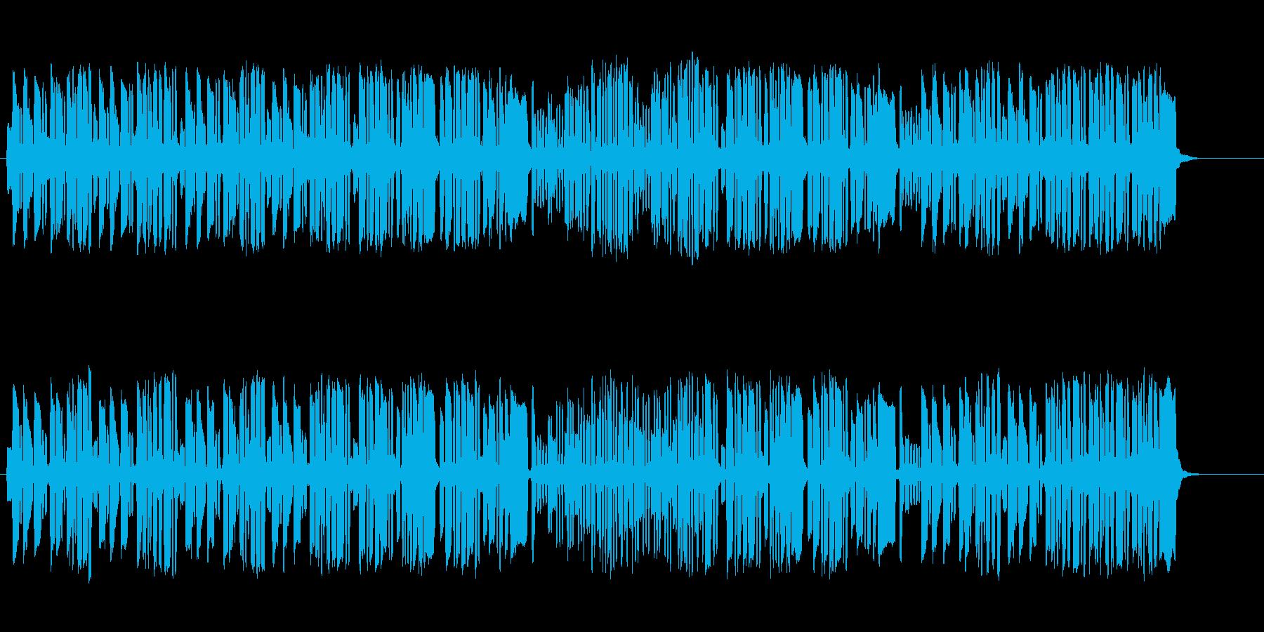 純真な子供の様に愛らしいリコーダー四重奏の再生済みの波形
