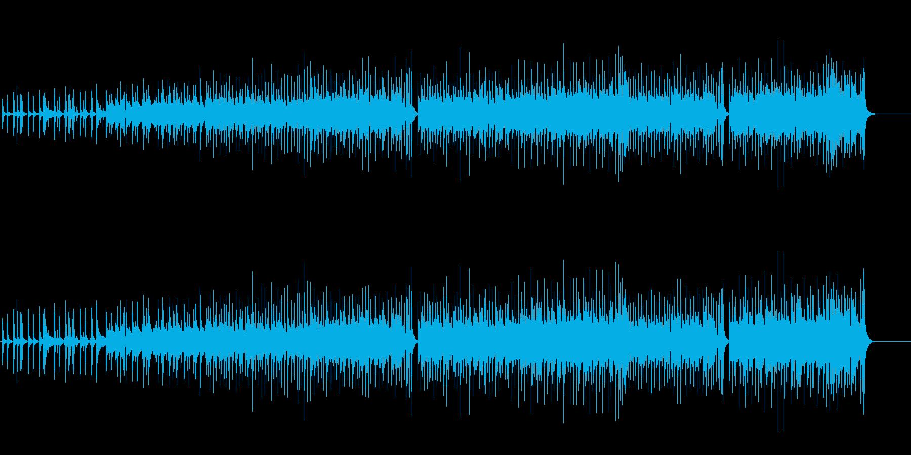 軽妙で創意あふれるポップ・ロックの再生済みの波形