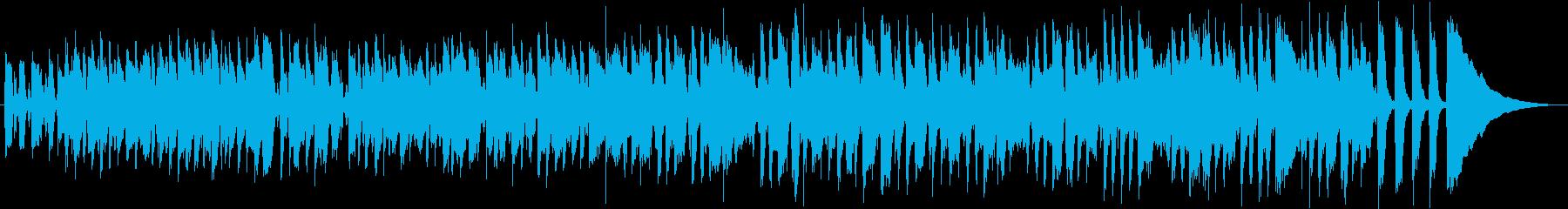 クリスマス定番ジングルベルギター生演奏の再生済みの波形