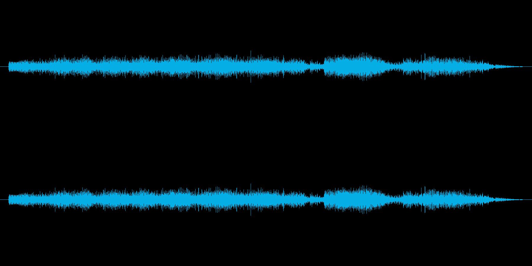 「電気ドリル(普通のタイプ)」の再生済みの波形