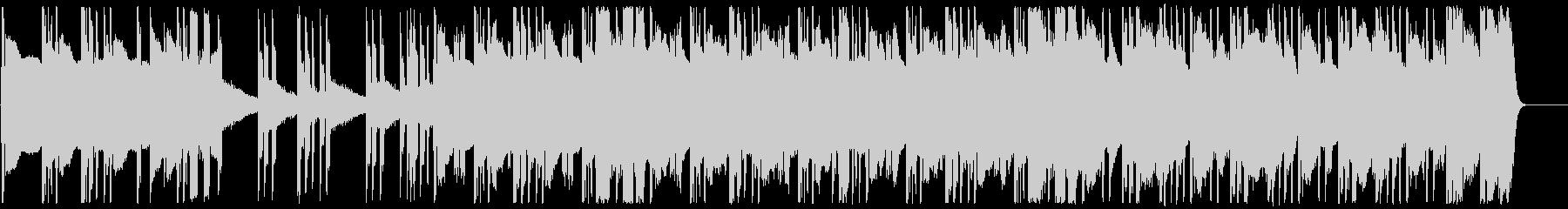 ヒップホップ/超重バス/トラップ#4の未再生の波形