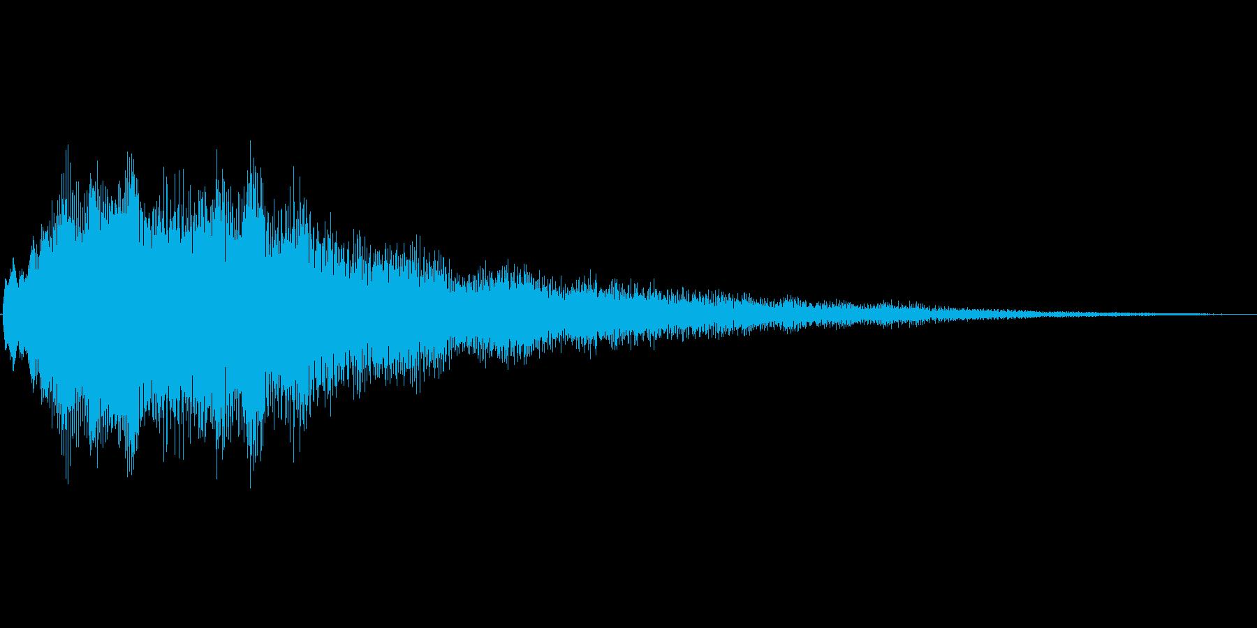 キラーーーン #54の再生済みの波形