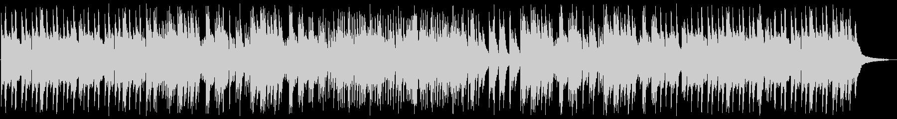 メローでメロディアスなピアノサウンドの未再生の波形