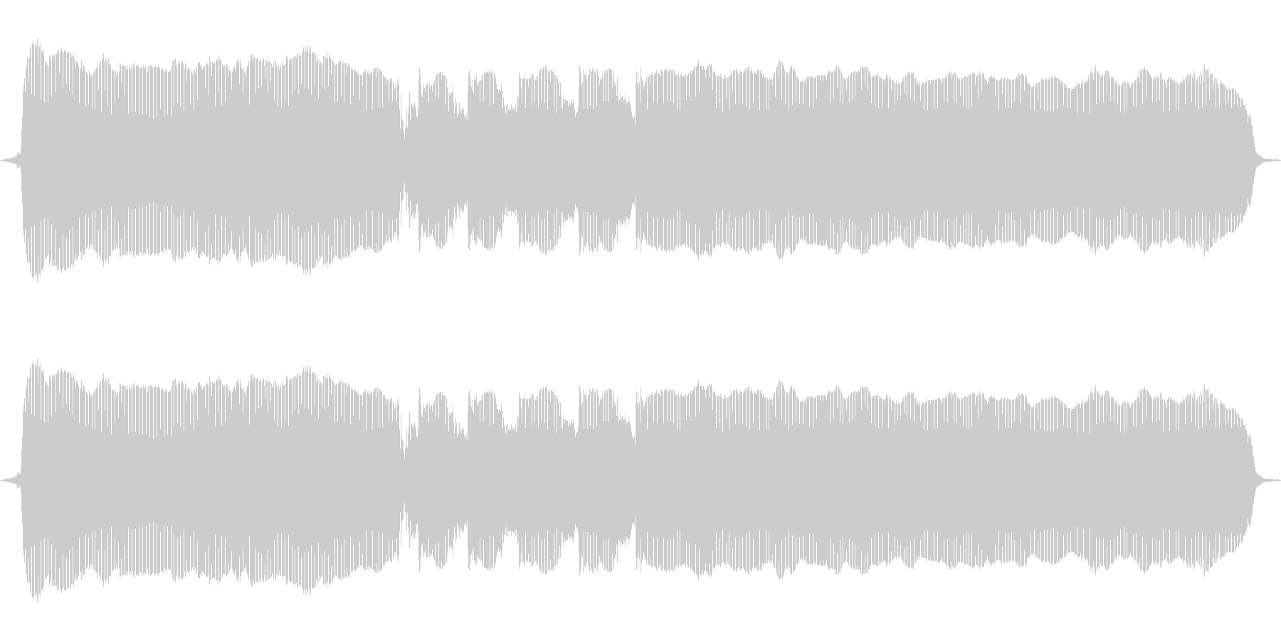 こぶし01(D#)の未再生の波形
