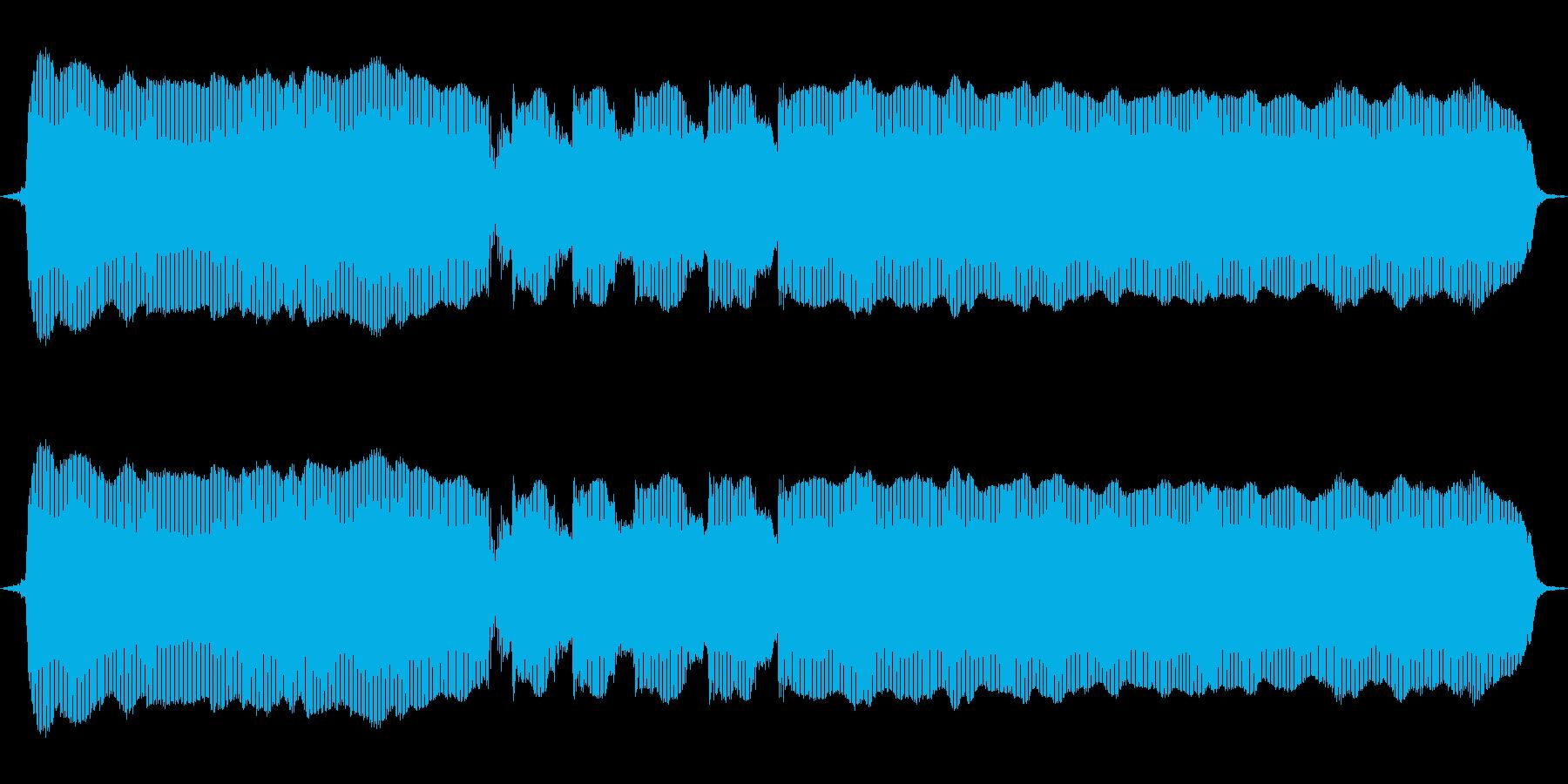 こぶし01(D#)の再生済みの波形