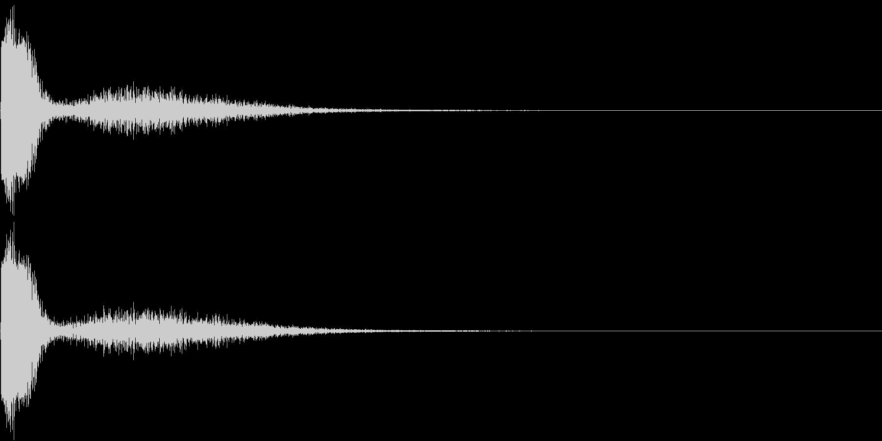 KAKUGE 格闘ゲーム戦闘音 67の未再生の波形