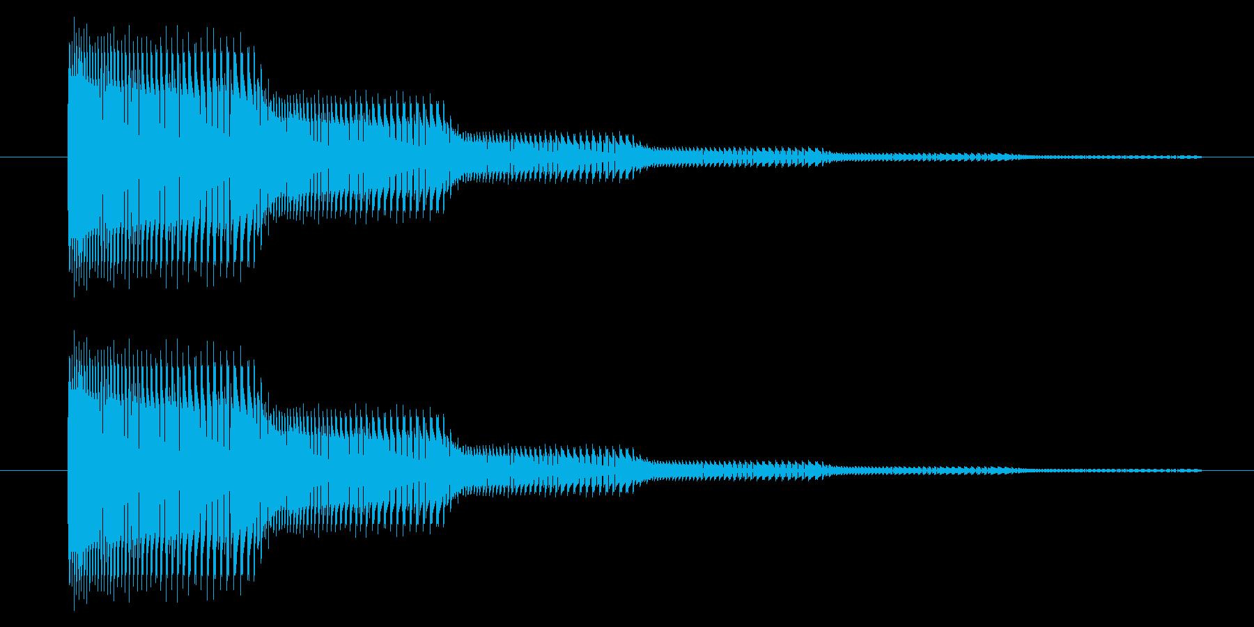 【GB 汎用02-16(ピッチ)】 の再生済みの波形