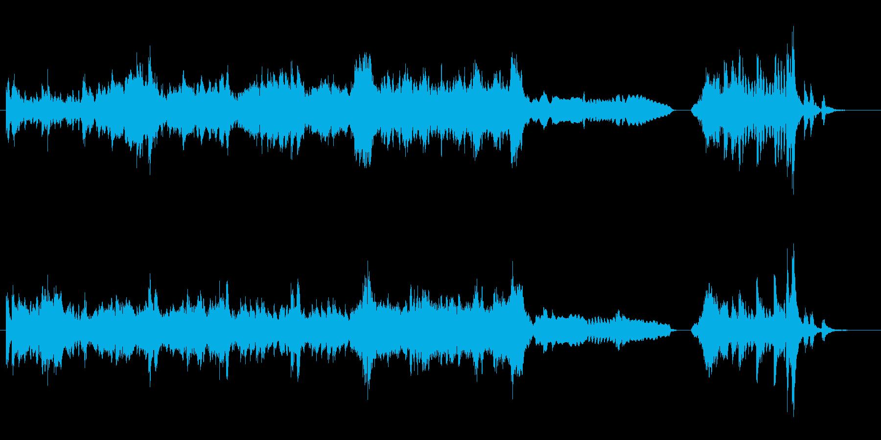 幻想的で不気味なオーケストラ の再生済みの波形