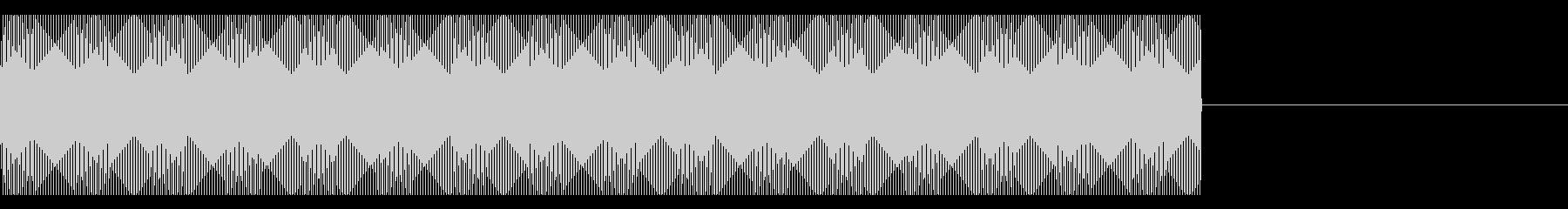 FX・SE/電話/着信音/コール/キーAの未再生の波形