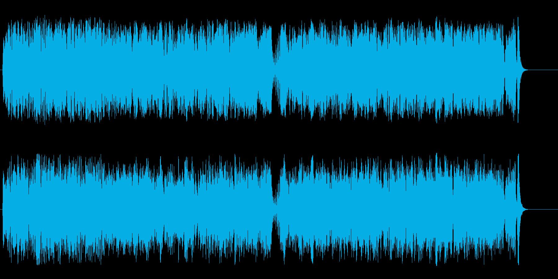 弦楽四重奏 卒業式 上品 優雅 春 散歩の再生済みの波形