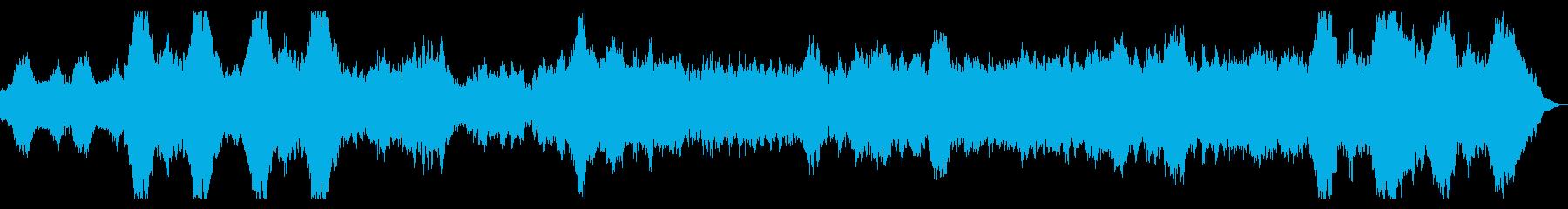 しっとりとしたダークで切ないオーケストラの再生済みの波形