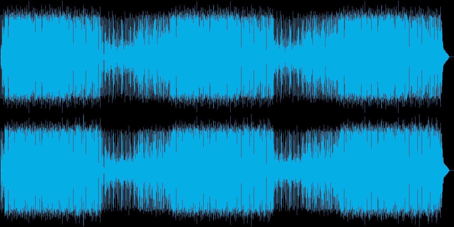 ジャズ おしゃれ 報道 ニュース 情報の再生済みの波形