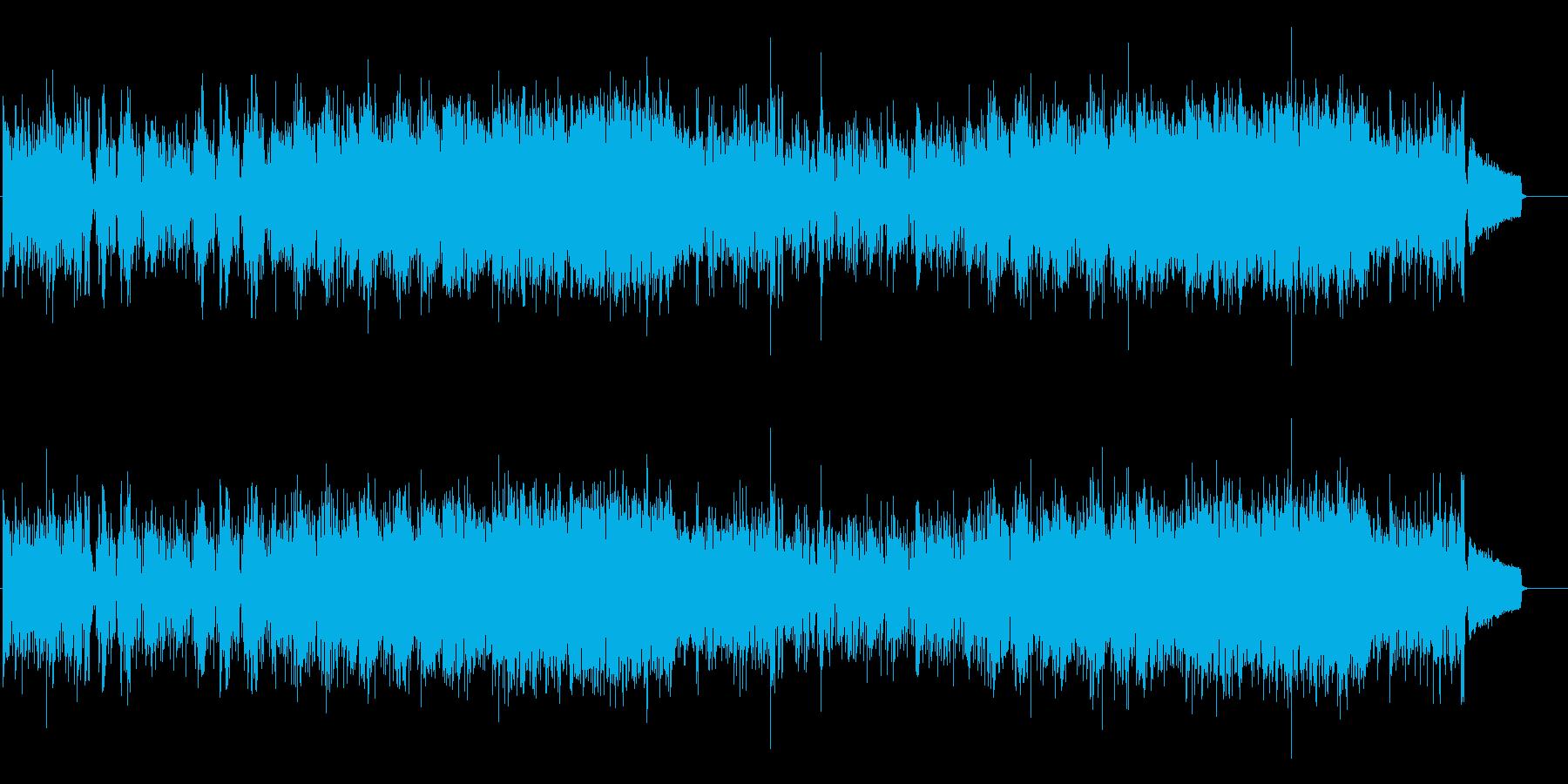 メロディアス定石 アダルト・ポップス風の再生済みの波形