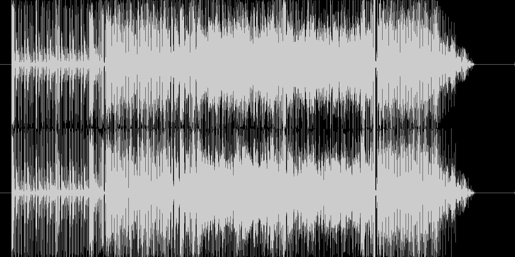 Zon Biの未再生の波形