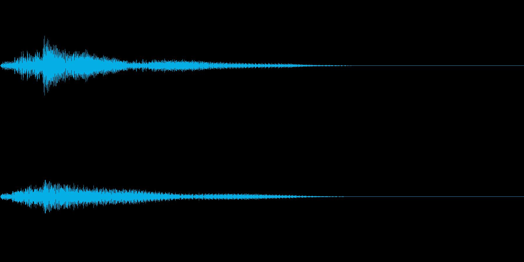 ピアノ SE03の再生済みの波形