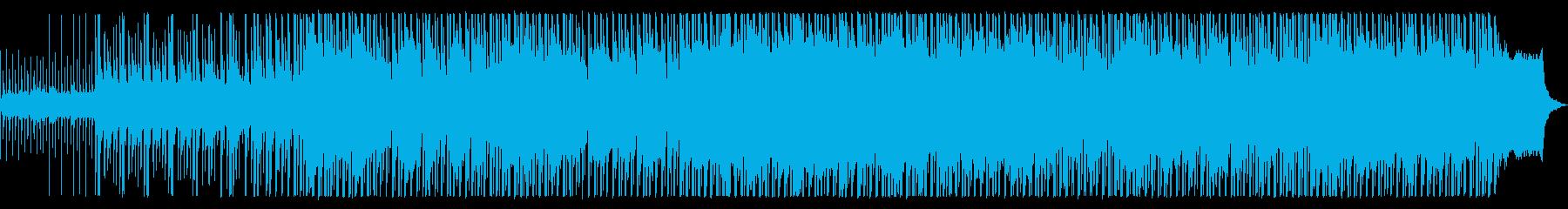 ジムノペディ/テクノアレンジの再生済みの波形