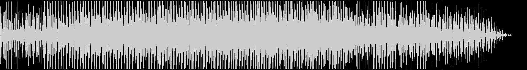 チュートリアル/デジタル/近未来的の未再生の波形