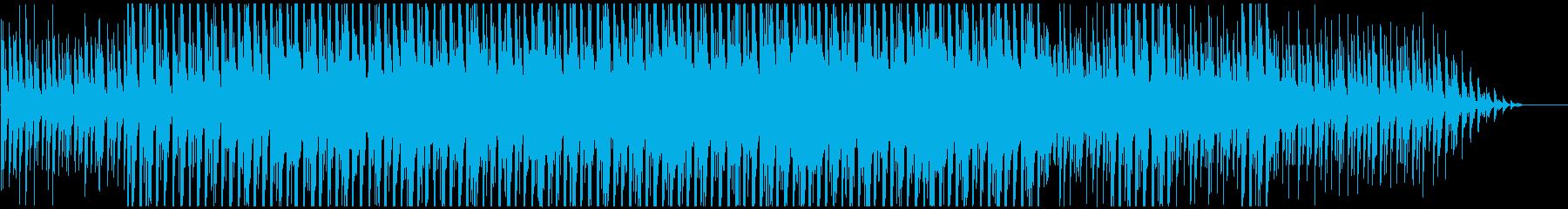 チュートリアル/デジタル/近未来的の再生済みの波形