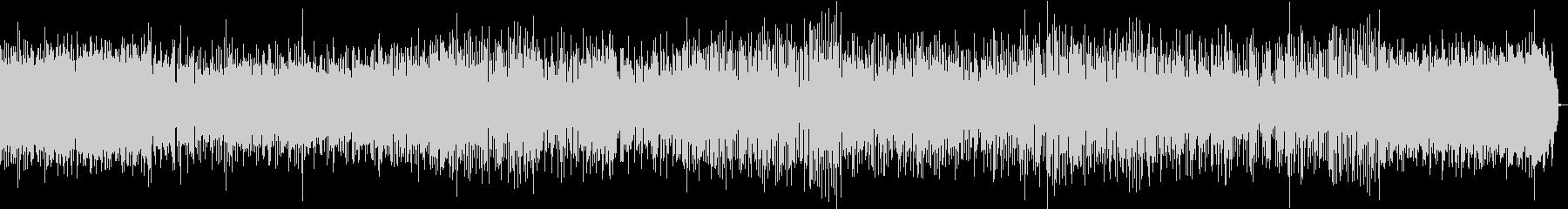ジャズ・ブルースの定番の未再生の波形