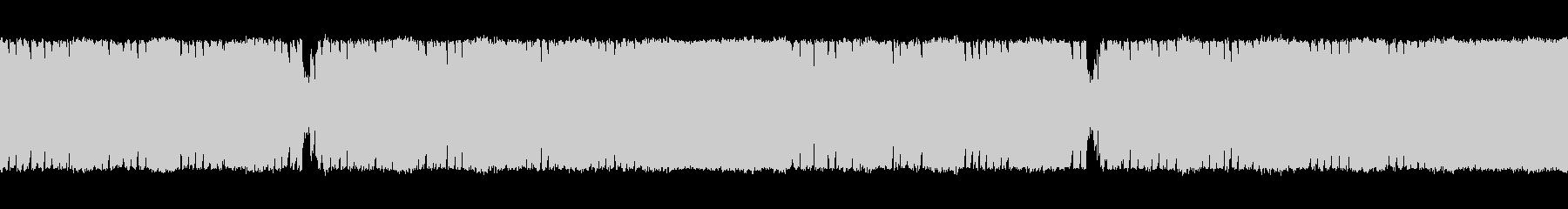 緊迫感のあるプログレ変拍子ボス系の曲<…の未再生の波形