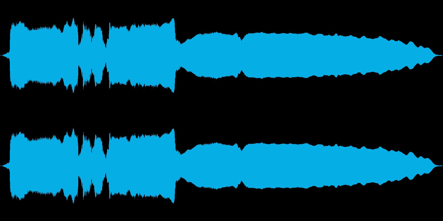 こぶし03(D#)の再生済みの波形