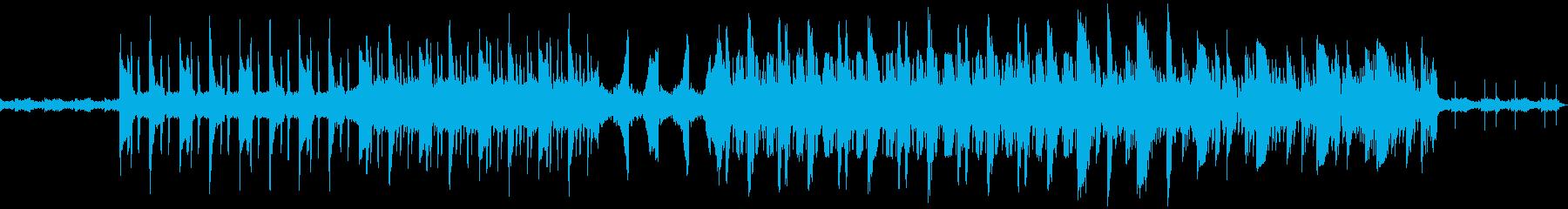 独創的な雰囲気のダウンテンポ&チルアウトの再生済みの波形