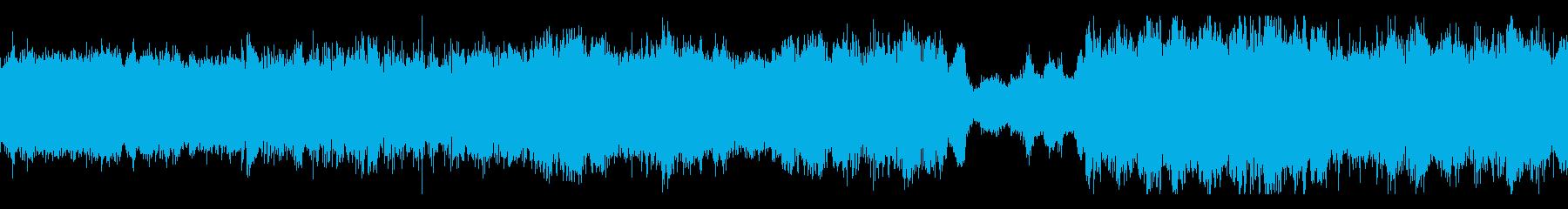 ark01の別ver壮大なエレクトロニカの再生済みの波形