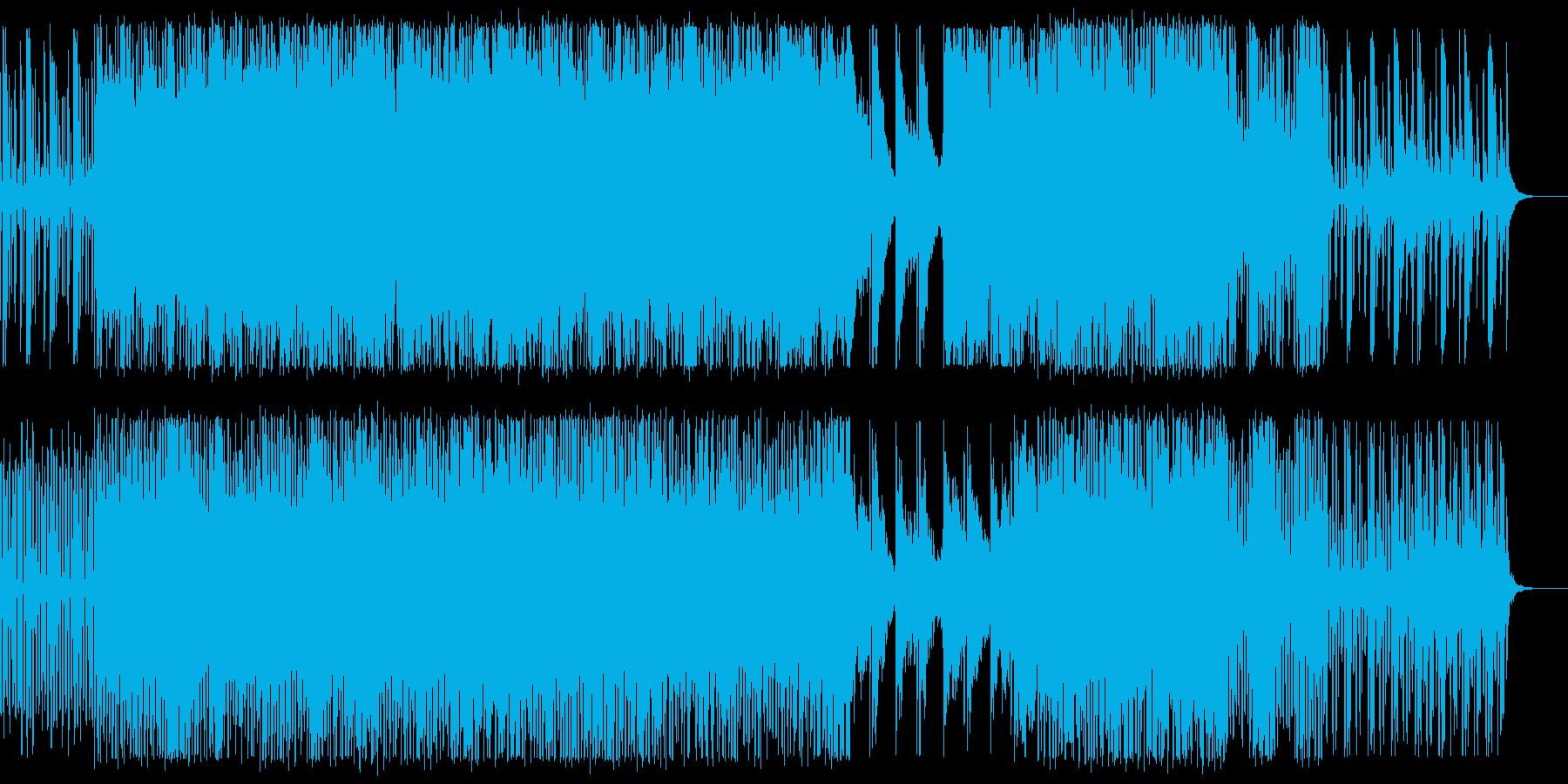 幻想的でロマンティックなXmas BGMの再生済みの波形