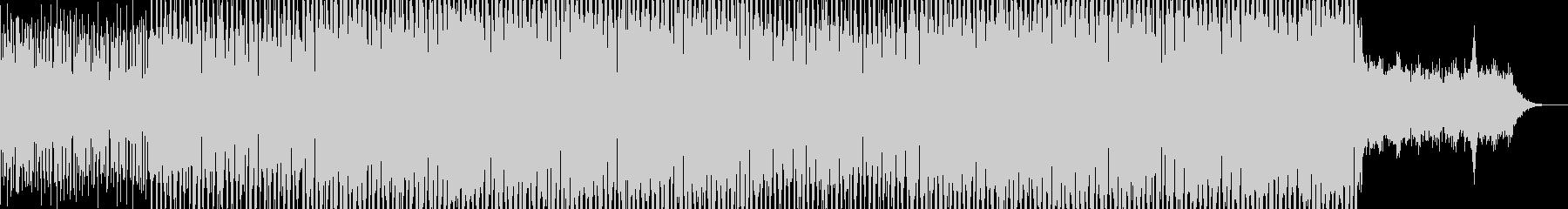 EDM明るいエスニック、クラブ系-10の未再生の波形
