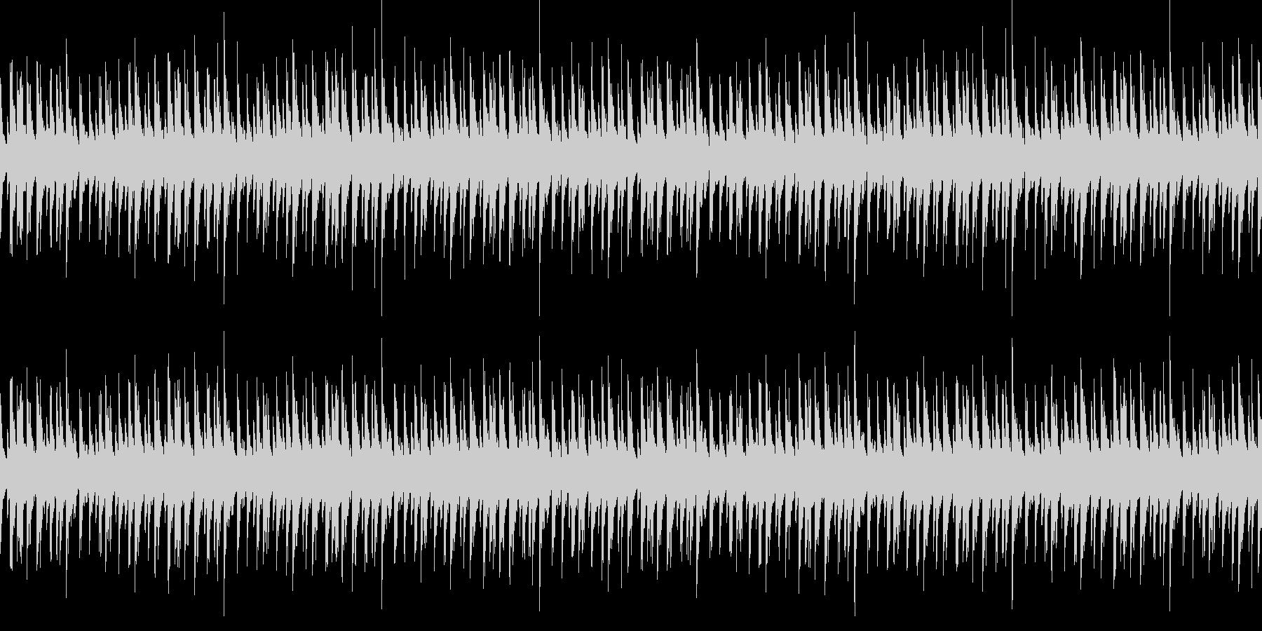 【お化け・妖怪ドロドロ】の未再生の波形