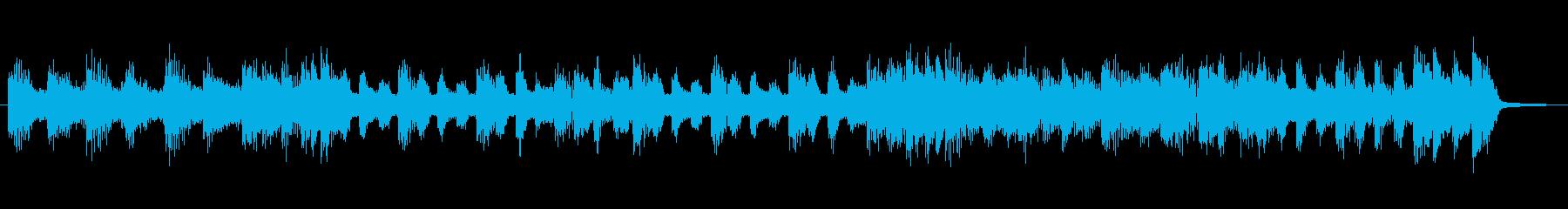 クイズ用考える時間の再生済みの波形