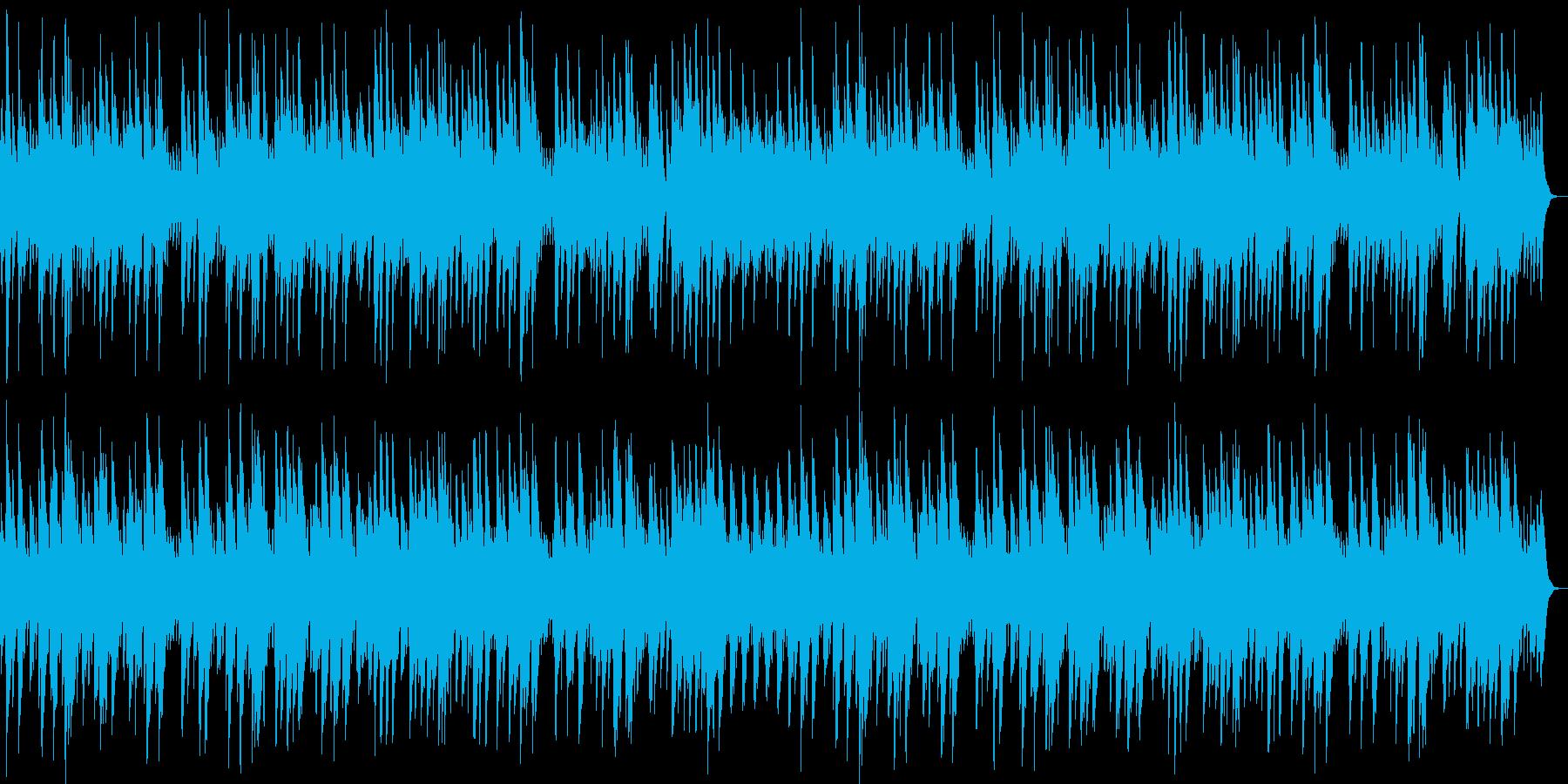 ダニー・ボーイ(オルゴール)の再生済みの波形