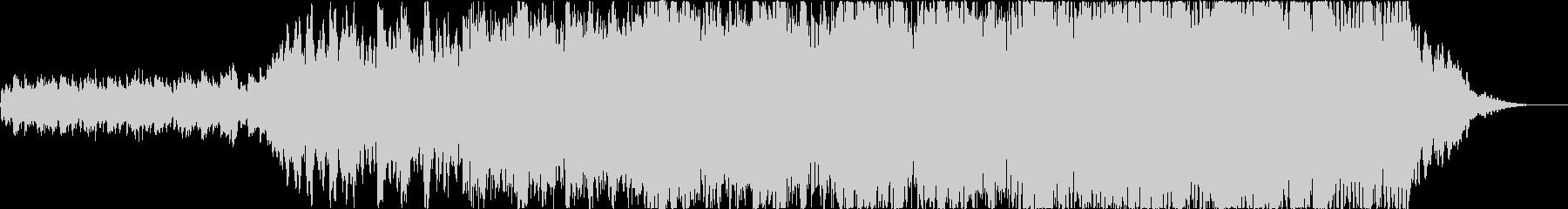 【1分】優しく感動的なポップオーケストラの未再生の波形
