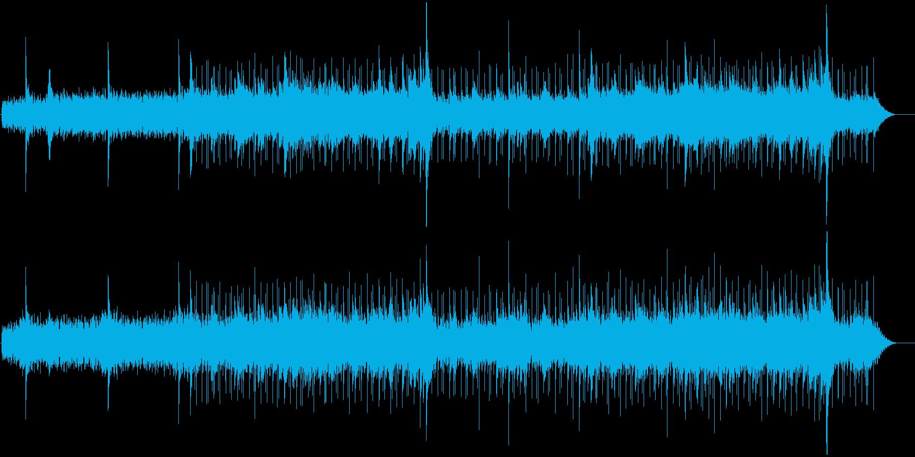 衛星(ビッグ・クレーター)の再生済みの波形