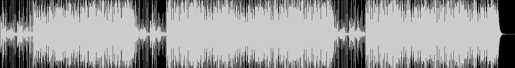シカゴのドリルスタイル Trap ビートの未再生の波形