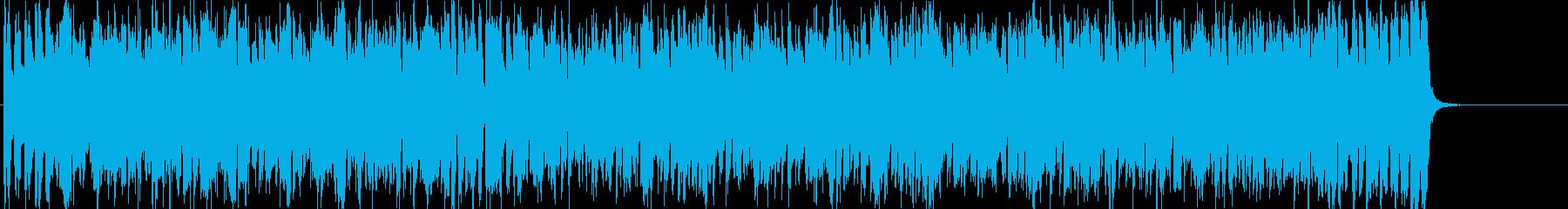元気 空 前進 オープニング テーマの再生済みの波形