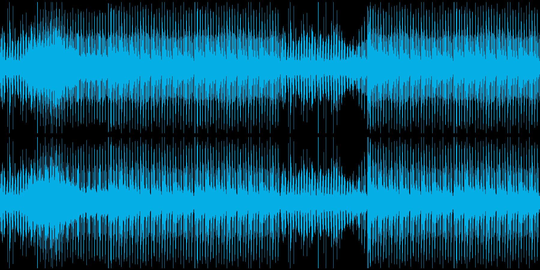 【切なく儚げ/アンビエントエレクトロ】の再生済みの波形