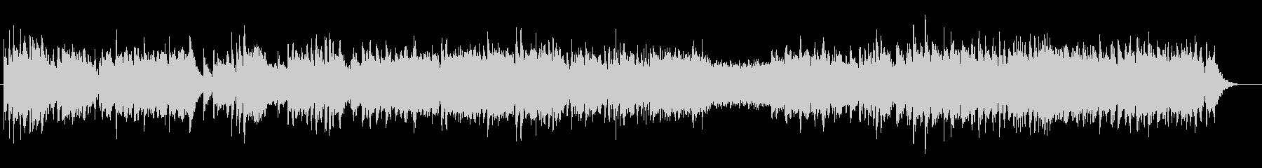 吹奏楽のためのオープニング音楽の未再生の波形