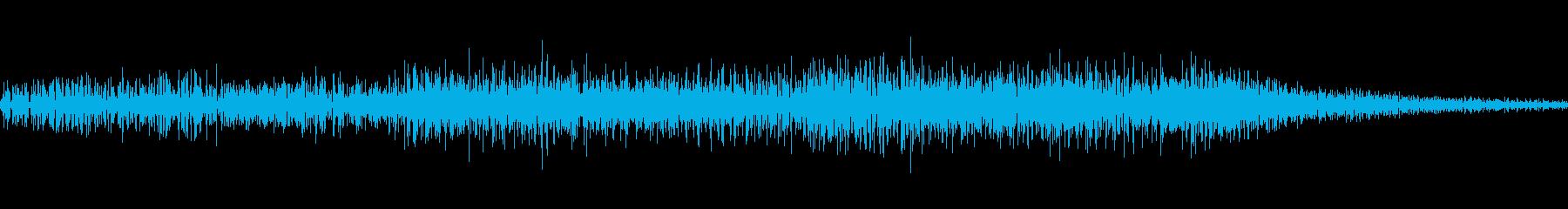 ピロリッ!! シンセ系決定音明るめ。の再生済みの波形