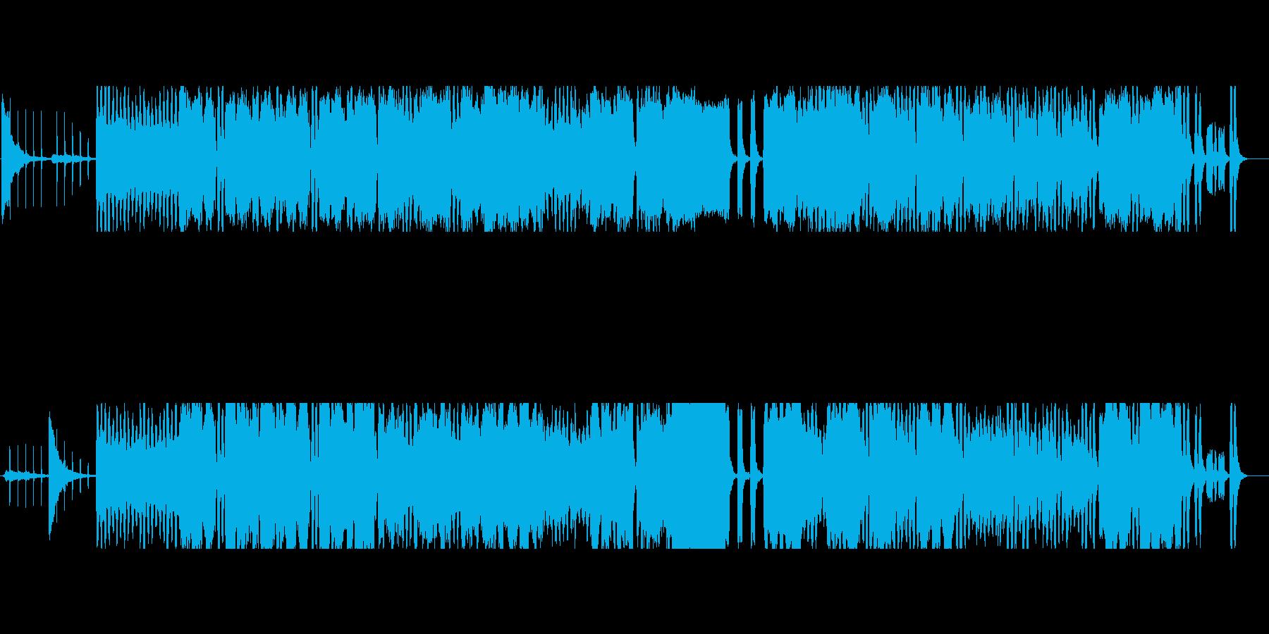 銀幕の午後 ヨーロッパのイメージの弦楽曲の再生済みの波形