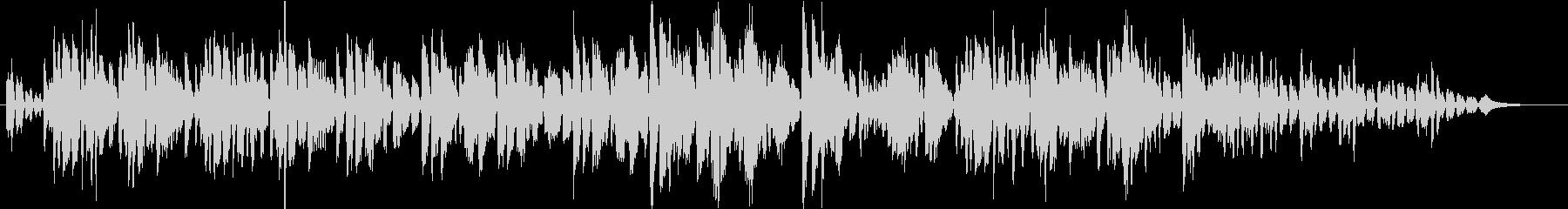 シューベルト「楽興の時」チェロ編曲の未再生の波形