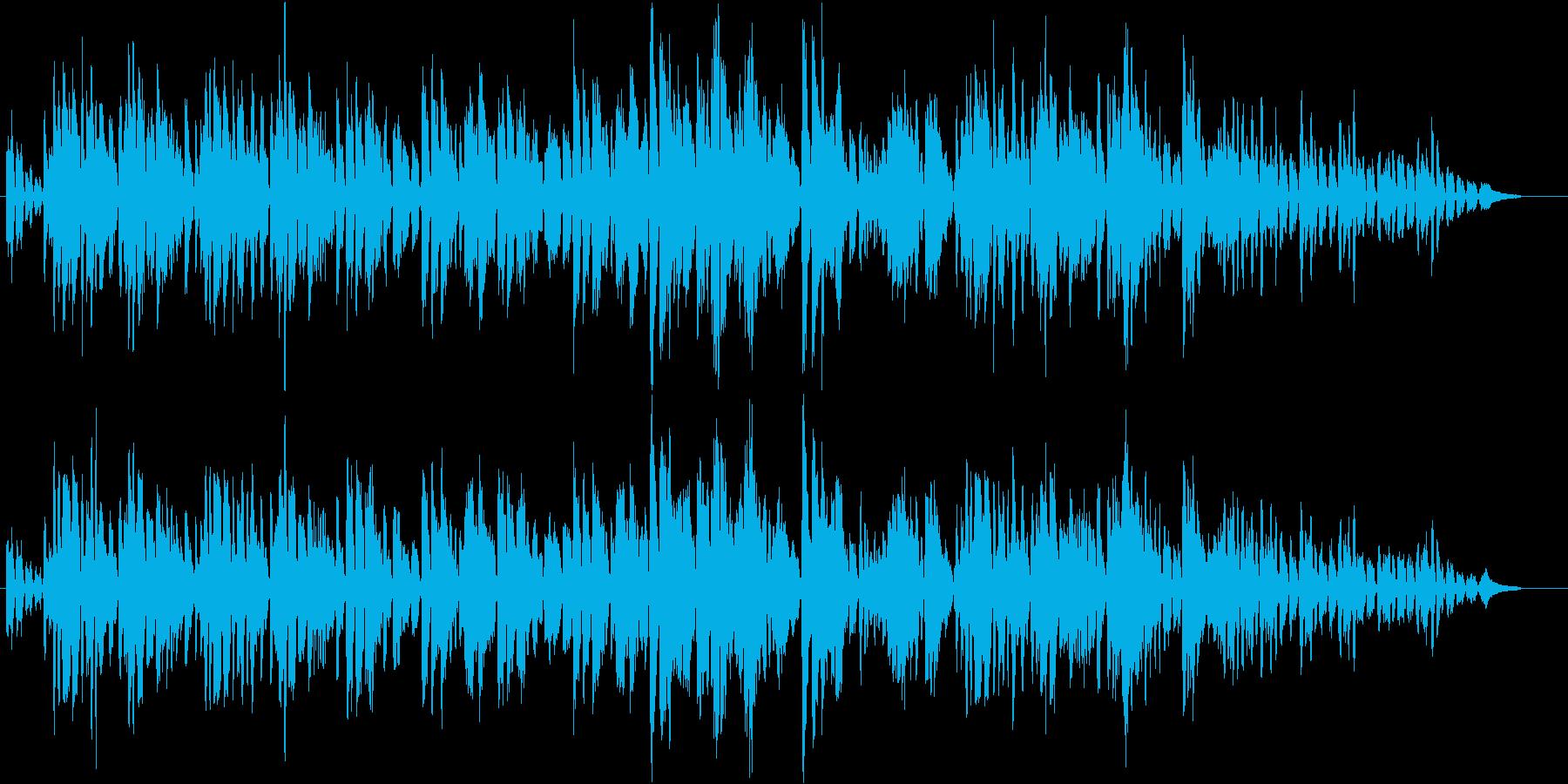 シューベルト「楽興の時」チェロ編曲の再生済みの波形
