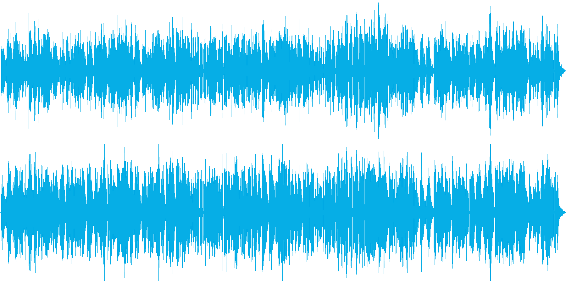 エレピ独奏曲です。主にBGM用途に制作…の再生済みの波形