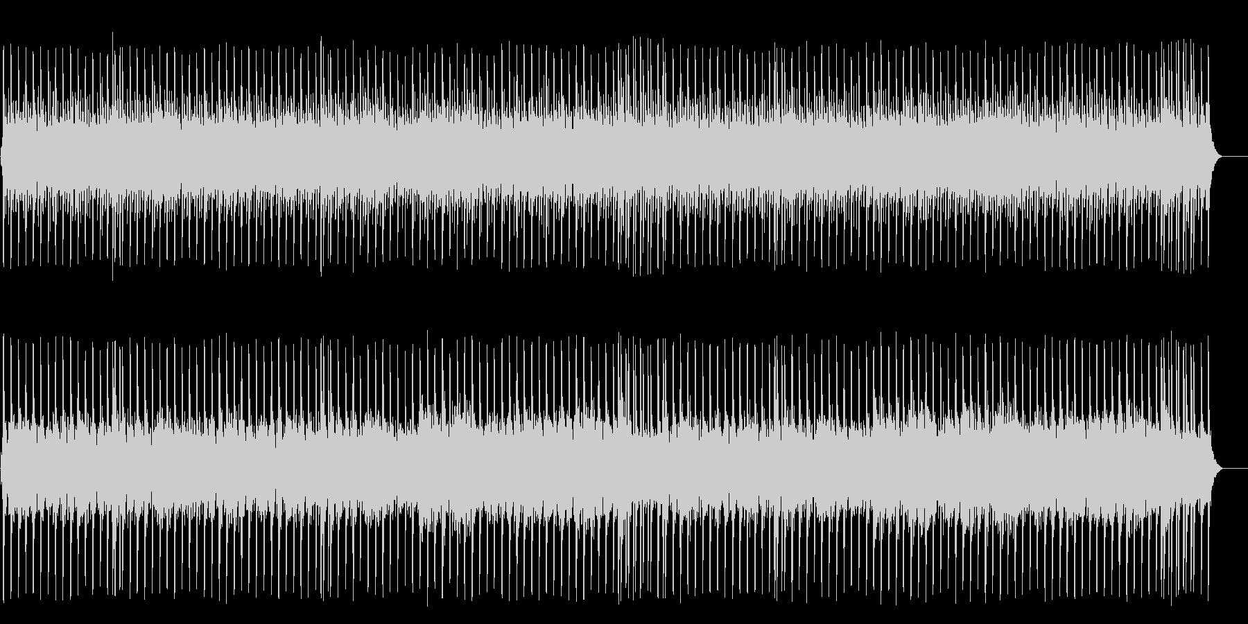 懐古的で温かいセミクラ(フルサイズ)の未再生の波形