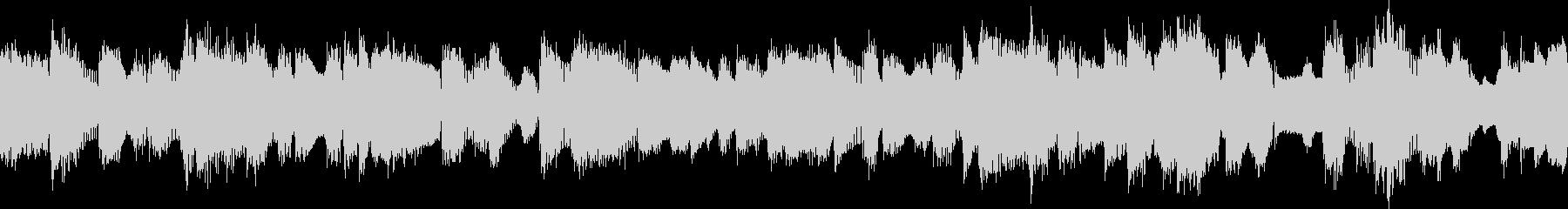 ビックバンドジャズ、スローバラードLPの未再生の波形