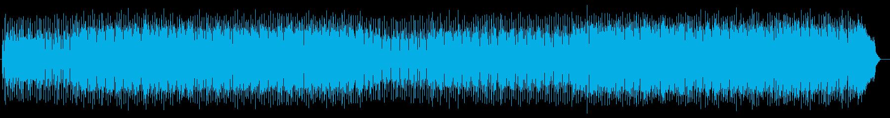 リズミカルで煌びやかなピアノサウンドの再生済みの波形