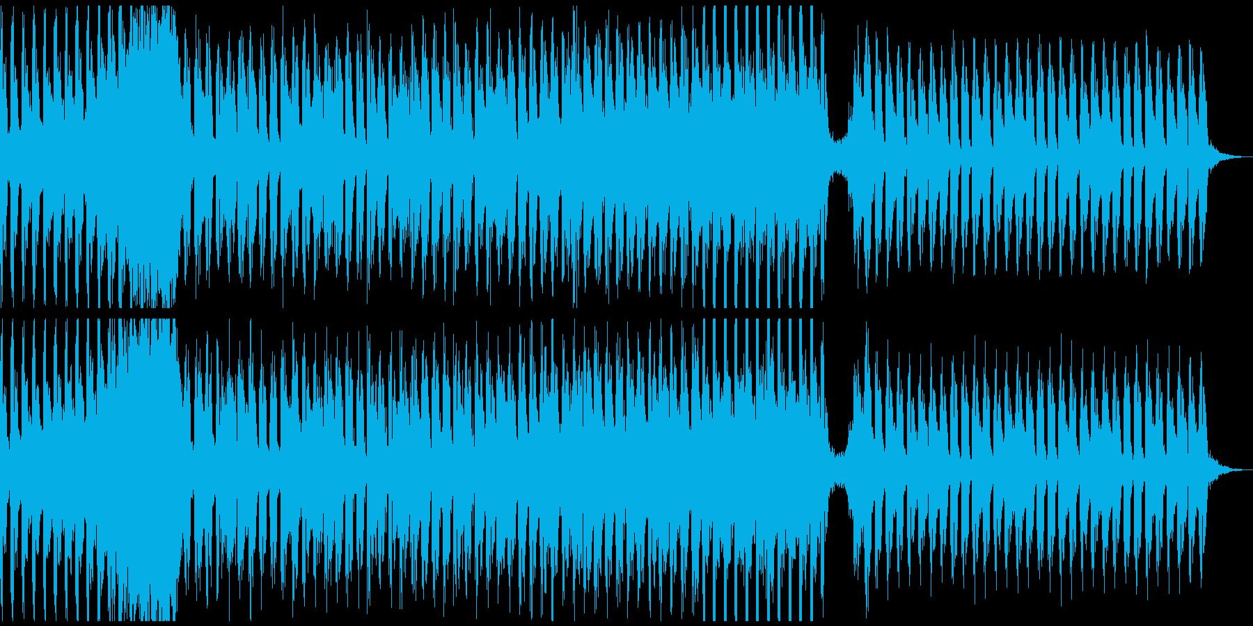 EDM,パーティ、イベント、通常verの再生済みの波形